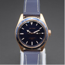 New Luxury watch men brand genuine leather band Japan automatic movement watch